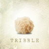 nenya_kanadka: tribble on white background (ST tribble)