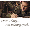 discodiva76: (Dear Diary Missing Jack)