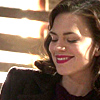sholio: Peggy Carter smiling (Avengers-Peggy smile)