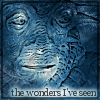 """trixieleitz: Pilot from Farscape looking wistful, text: """"the wonders I've seen"""" (pilot wonders)"""