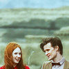 sabaceanbabe: (Amy and the Doctor)