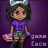 anagramofbrat: (game face)