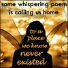 vixy: (whispering poem)