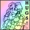 chrysilla: HUGS! (HUGS!)