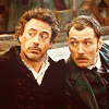 moogsthewriter: (SH - Holmes Watson huh)