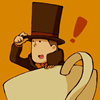 advancing: (LAYTON ღ reminds me of a puzzle.)