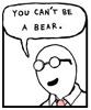 rigger: (bear)