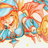 darjeeling: Dark Magician Girl | Yuugiou DM ([ ANIM ] waiting on a magic trick)