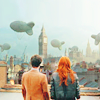 darjeeling: Doctor & Amy   Doctor Who ([ TV ] tomorrow is a brand new day)