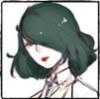 anelegantmyth: (serious: black hair)