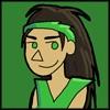 pyraxis: Daria in human shape (Daria-nok)