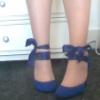 bluesuedeshoes: blue & dresser (pic#900974)