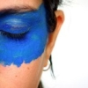 bluesuedeshoes: face paint ()
