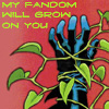thefourthvine: Batman's hand surrounded by vines: My fandom will grow on you. (Batvine)