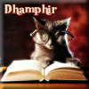 dhamphir: (cat reading)