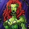 thefourthvine: A drawing of Poison Ivy. (Ivy)