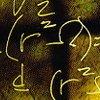 thefourthvine: Math on a backboard. (Love maths)