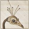 thefourthvine: A strange bird sculpture. (Weird bird)