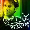 thefourthvine: John Sheppard, smartly pretty. (SGA smart/pretty)