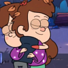 krmvgivv: mabel (falling out of the skies)