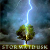 stormatdusk: (v in the dark)