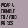 seisei: (Good advice)