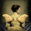 fidget: (Moth Girl)