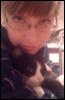grizetka: (только мы с котом)