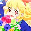 fortuneparty: ichigo smiles w flowers
