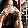 ingo: Joan Watson drinking (teatime)