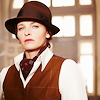 "fiercynn: Elizabeth ""Mac"" MacMillan [from Miss Fisher's Murder Mysteries] (Mac!)"