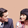 fiercynn: Jack & Phryne [from Miss Fisher's Murder Mysteries] (Phracking)