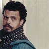 fiercynn: Porthos [from The Musketeers] (PORTHOS (slightly concerned face))