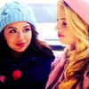 fiercynn: Mona and Hanna [from Pretty Little Liars] (Mona&Hanna awwwwww (also AUGH))