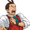 aarri: (ace, apollo, attorney, gyakuten, housuke, justice, odoroki, saiban)
