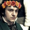 watsonmycompass: Sad Grantaire With Flower Crown (Default)