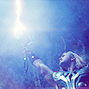 whatfollowsthunder: Thor, Mjolnir held high and lightning coming down (Bring on the lightning)