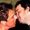 zazajb: (john/gareth almost kiss)
