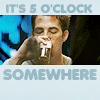 no_detective: (kirk 5 o'clock somewhere - suzyx)