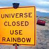 no_detective: always (universe rainbow sign - iconomicon)