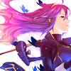 "eyeris: <user name=""gospelle""> (butterfly ♔ when she was just a girl)"