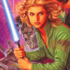 tatooines: like wouldn't I look SO FIERCE with one (BOOK ► damn I want a lightsaber)
