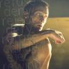 beyond_avalon: (michael tattoos)