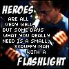 beatrice_otter: Radek Zelenka--sometimes what you need is a scruffy man with a flashlight (Scruffy man with flashlight)