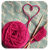 alias: (Knitting: I heart yarn)