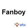 "pauamma: EFW Fanboy - black on white (""EFW Fanboy - black on white"")"
