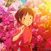 phibby: (ghibli: pink chihiro)