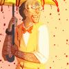 bloodyjoyful: Bring your umbrella (Bloodrain)