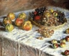 melbaice: (apples and grapes)