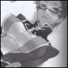 cantfindmyglasses: (Girl - glance down)